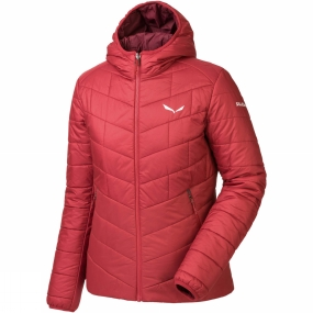 Salewa Salewa Womens Fanes Tirol Wool Hooded Jacket Cornell