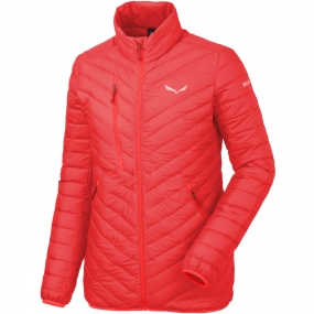 Salewa Salewa Womens Ortles Light Down Jacket Papavero