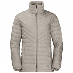 Jack Wolfskin Jack Wolfskin Womens Vista Jacket Dusty Grey