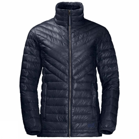 Jack Wolfskin Jack Wolfskin Womens Vista Jacket Midnight Blue