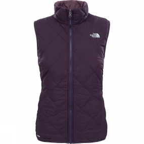 The North Face Womens Zip-In Reversible Down Vest