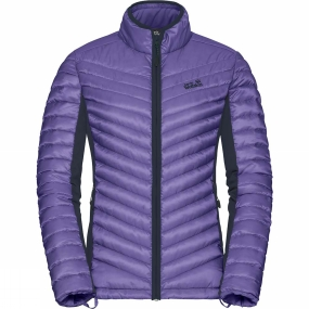 Jack Wolfskin Jack Wolfskin Womens Exolight 3in1 Jacket Midnight Blue