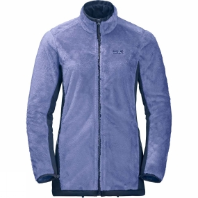 Jack Wolfskin Jack Wolfskin Womens Clearwater Lake 3in1 Jacket Midnight Blue
