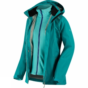 Regatta Womens Premilla 3-in-1 Jacket
