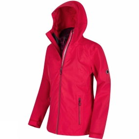 Regatta Womens Wentwood II 3-in-1 Jacket