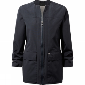 Craghoppers Craghoppers Womens NosiLife Merriam Jacket Midnight Blue