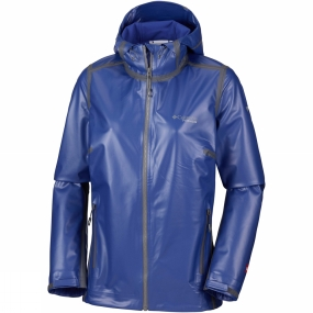Womens OutDry Ex Stretch Hooded Shell Jacket Womens OutDry Ex Stretch Hooded Shell Jacket by Columbia