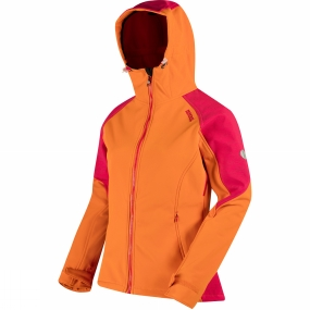 Regatta Womens Desoto III Softshell Jacket