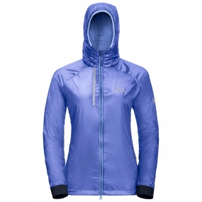 Jack Wolfskin Jack Wolfskin Womens Air Lock Jacket Baja Blue