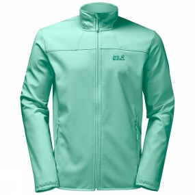 Jack Wolfskin Jack Wolfskin Womens Northern Pass Jacket Pale Mint