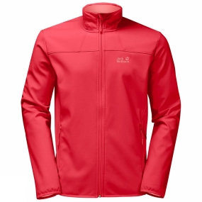 Jack Wolfskin Jack Wolfskin Womens Northern Pass Jacket Tulip Red