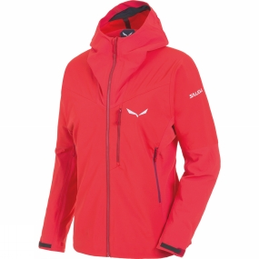 Salewa Salewa Womens Ortles DST Jacket Papavero