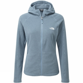 The North Face The North Face Womens Brianna Hoody Provincial Blue Stripe