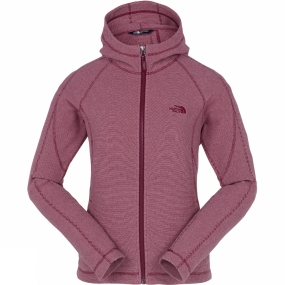 The North Face The North Face Womens Brianna Hoody Nostalgia Rose Stripe
