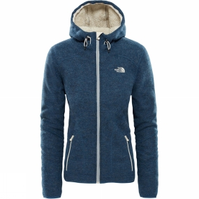 The North Face Womens Zermatt Full Zip Hoodie