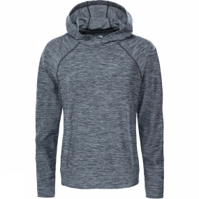 The North Face The North Face Womens Motivation Classic Hoodie Dark Grey Heather