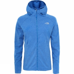 The North Face Womens Tasaina Full Zip Hoodie