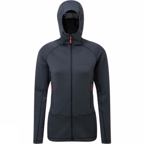 Rab Womens Power Grid Hoodie