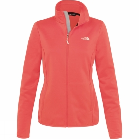 The North Face Womens Tanken Full Zip Jacket