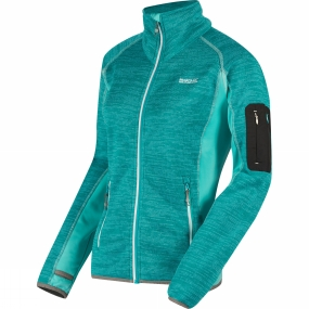 Regatta Womens Laney III Full Zip Fleece
