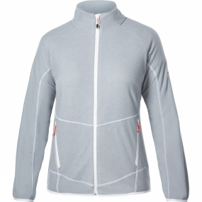 Berghaus Berghaus Womens Spectrum Micro 2.0 Full Zip Fleece Light Quarry Marl