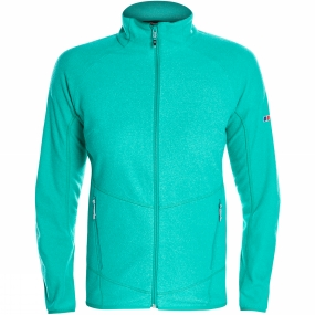 Berghaus Berghaus Womens Spectrum Micro 2.0 Full Zip Fleece Dark Deep Green Marl