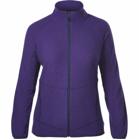 Berghaus Berghaus Womens Spectrum Micro 2.0 Full Zip Fleece Dark Tillandsia Purple Marl