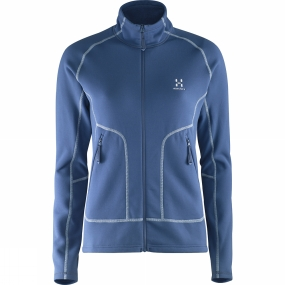 Haglofs Haglofs Womens Heron Jacket Blue Ink