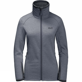 Jack Wolfskin Jack Wolfskin Womens Skyland Jacket Pebble Grey