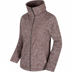 Regatta Womens Zalina Full Zip Fleece