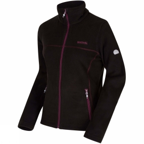 Regatta Womens Nova V Full Zip Fleece