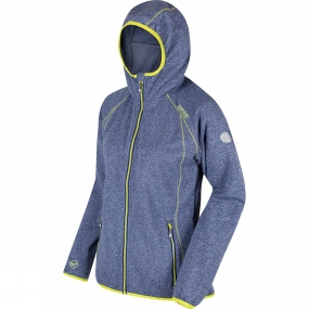 Regatta Womens Raisby Full Zip Fleece