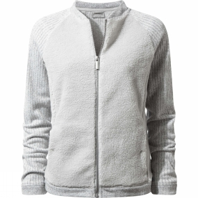 Craghoppers Craghoppers Womens Bella Jacket Soft Grey Marl