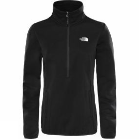 The North Face The North Face Womens Tanken Pullover TNF Black