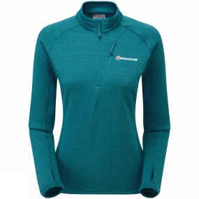 Montane Womens Power Up Pull-On