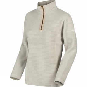 Regatta Womens Embraced II Half Zip Fleece