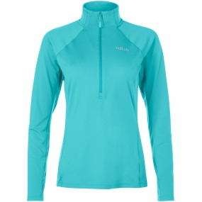 Rab Womens Flux Pull-On Fleece