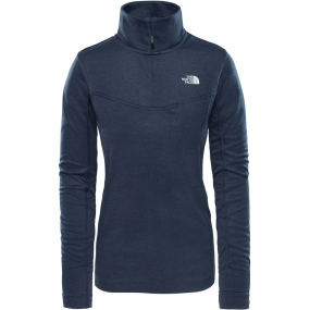 The North Face Womens Hikesteller 1/4 Zip Top