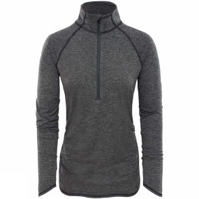 The North Face Womens Motivation Stripe 1/2 Zip Fleece