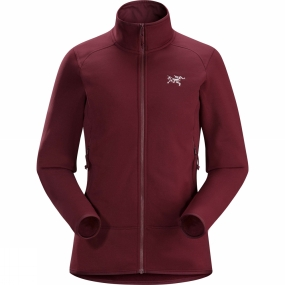 Arc'teryx Womens Kyanite Polartec Powerstretch Jacket