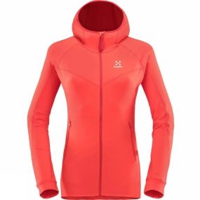 Womens Lithe Hooded Jacket Womens Lithe Hooded Jacket by Haglofs