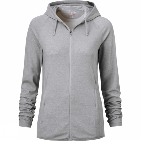 Craghoppers Craghoppers Womens NosiLife Sydney Top Soft Grey Marl