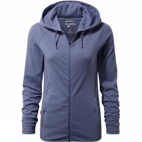 Craghoppers Craghoppers Womens NosiLife Sydney Top China blue