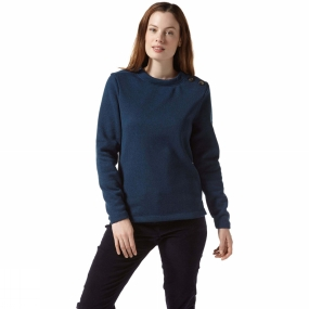 Craghoppers Womens Balmoral Crew Neck Hoodie
