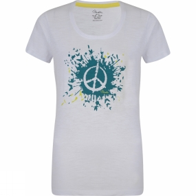 Womens Peace Out Tee