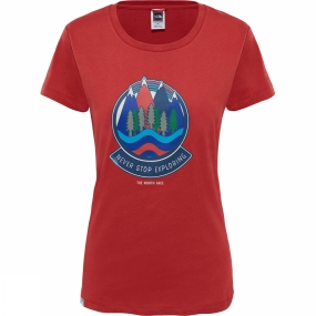 The North Face Womens NSE Series T-Shirt