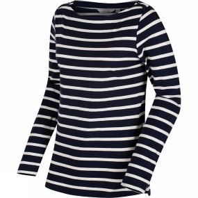 Regatta Womens Fayola Long Sleeve T-Shirt