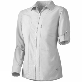 Mountain Hardwear Mountain Hardwear Women's Canyon Long Sleeve Shirt Casper