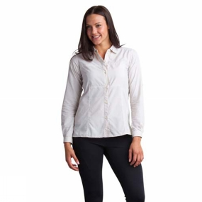ExOfficio Womens Lightscape Long Sleeve Shirt