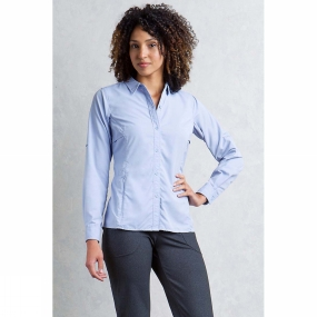 ExOfficio Womens BugsAway Viento Long Sleeve Shirt